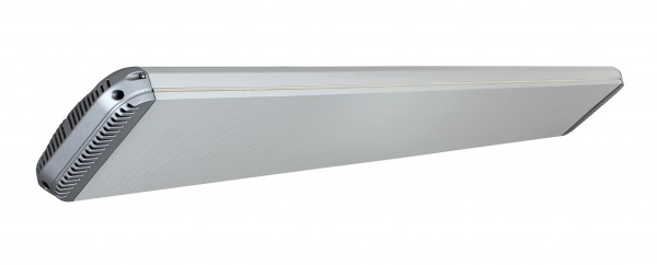 CasaTherm Heatpanel HOTTOP 3200W silbergrau