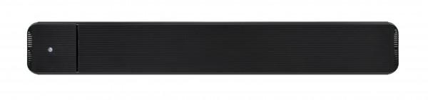 CasaTherm Heatpanel HOTTOP/D 2400W schwarz + FB + Schalter