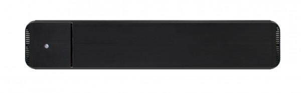 CasaTherm Heatpanel HOTTOP/D 1500W schwarz + FB + Schalter